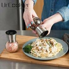 2 stück Pfeffer manuelle grinder Mühle DIY Kochen Küche Werkzeug