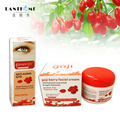 Оригинальный ягоды годжи крем для лица крем для глаз годжи крем для лица отбеливающая уход за кожей против морщин крем для глаз удалить темные круги под глазами