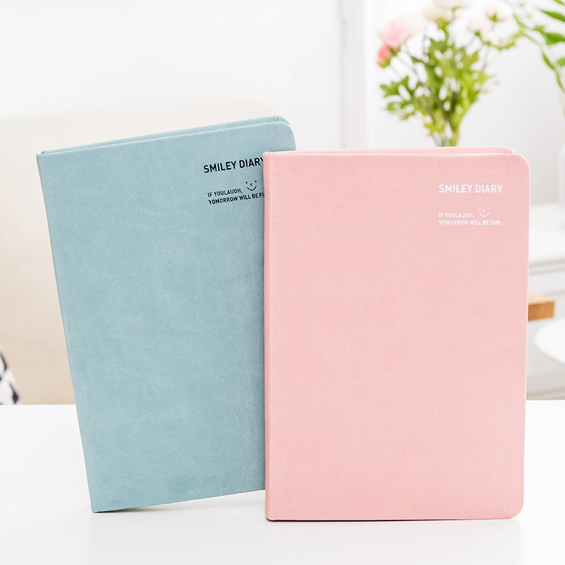 Kawaii Office Notebook Planner Travelers Notebook Stationery Fashion School Notebook Planner Diary Bullet Journal Defter HJW094 school notebook planner kawaii notebook stationery dotted notebook dots pocket diary travel journal agendabullet journal defter