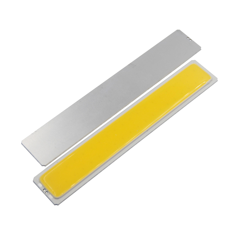 new arrival 12v dc led cob bar strip light warm cold white 7w diode cob led bulb tubles light source for car diy drl light