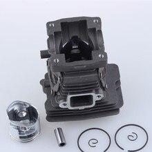 38 мм Цилиндр Поршневых колец Наборы для STIHL MS171 MS181 MS181C MS211 Repalces Бензопилой 1139 020 1201