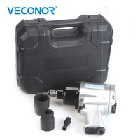 Veconor Air Pneumatic Wrench 3/4 1300N.m High Torque Impact Spanner Pneumatic Sleeve Tool Pneumatic Tool High Quality