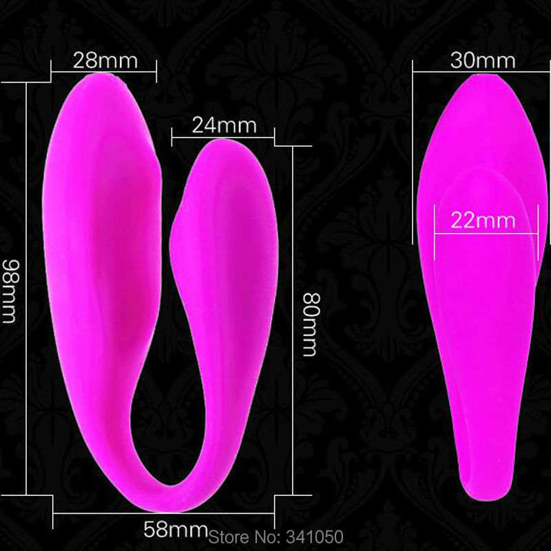 Pretty Love Adult Sex Toy for Woman & Men Waterproof Silicone C Type Remote Control Clitoral & G Spot Couples USB Clit Vibrators 5