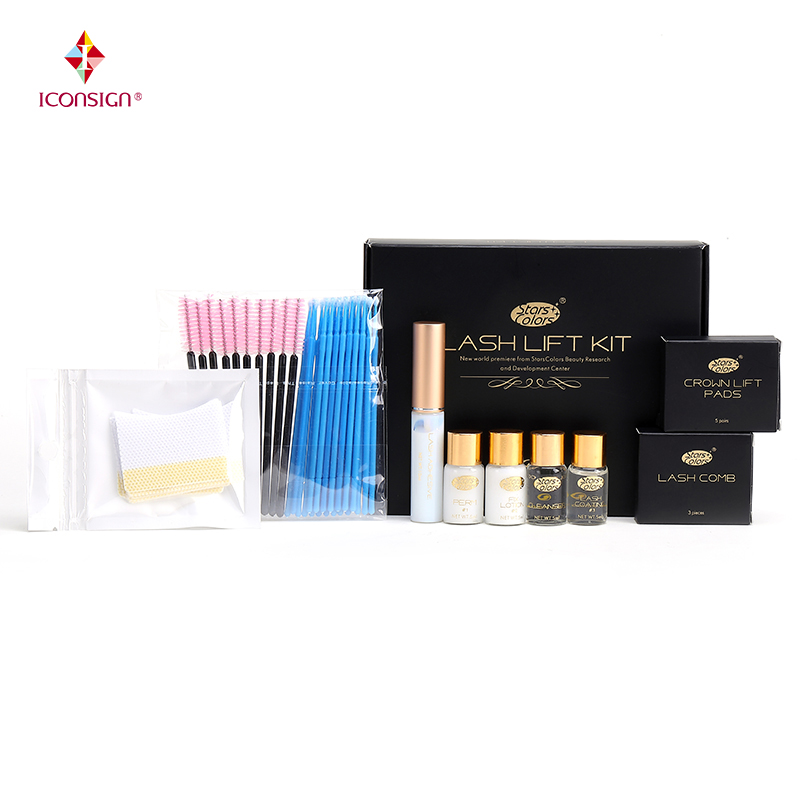 Fast Perm Mini Eyelash Kit Lashes lift Cilia Make Up Perming Lifting Nutritious Growth Treatments Brushes Pads Beauty Tools