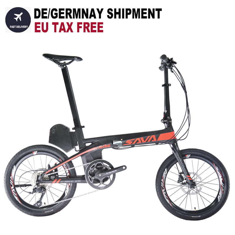 e bike electric bicycle Germany shippment electric bike mini e-bike folding city Commuting Intelligent electric bike PEDELEC