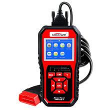 цены на KONNWEI KW850 OBD2 Scanner Car Engine Fault Code Reader Automotive Car Diagnostic Scanner  в интернет-магазинах