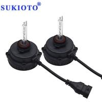 SUKIOTO ALL IN ONE LEVIN RAV4 Headlight 9012 Hir2 Xenon Bulbs 55W 35W Hir2 Xenon KIT