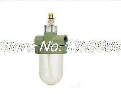 1 pcs Compressed Air Pneumatic 1 BSPT Lubricator Oiler 7000 L/min QIU-251 pcs Compressed Air Pneumatic 1 BSPT Lubricator Oiler 7000 L/min QIU-25