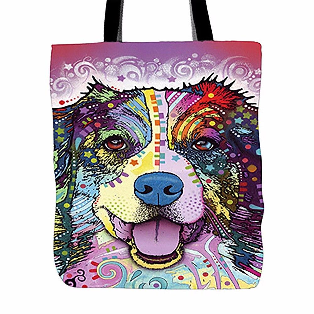 Pet Australian Shepherd Series Hund Tragetaschen Muilt Farbe - Handtaschen - Foto 3