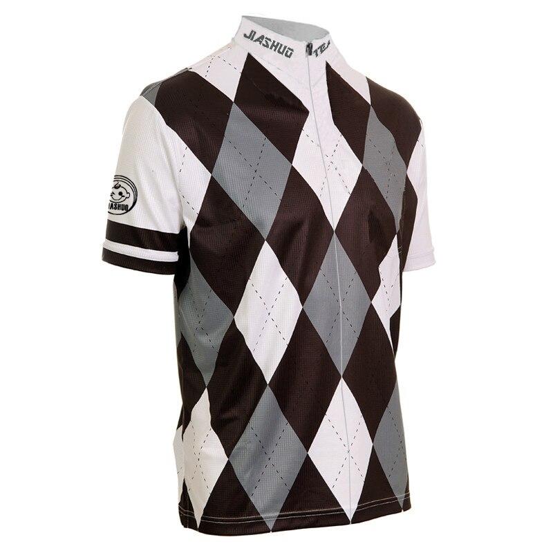 Prix pour 2016 Hommes Andorre classique vélo jersey noir blanc cyclisme vêtements ropa ciclismo maillot équitation cycling team porter À Séchage Rapide