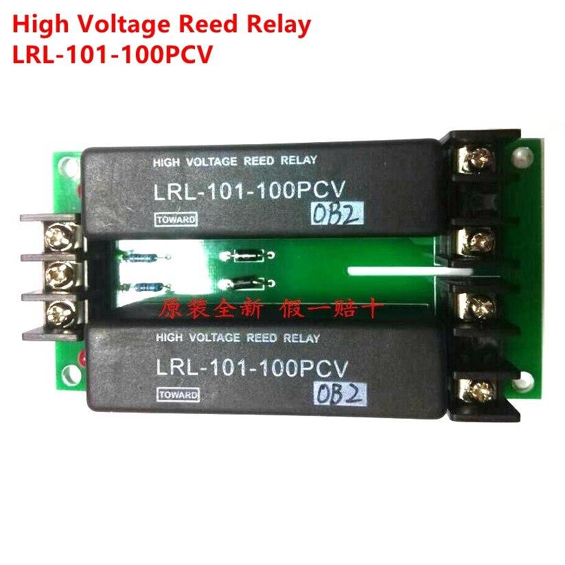 Relais Reed haute tension LRL-101-100PCV relais neuf et original