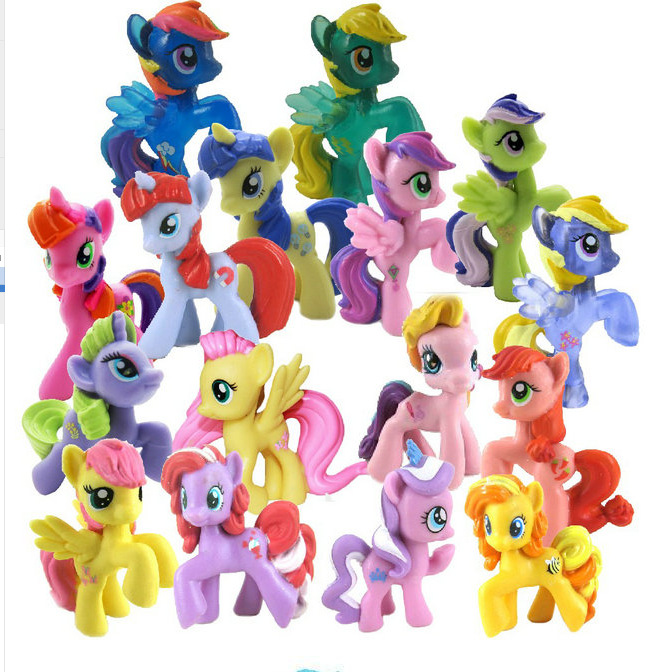 Wholesale 100pcslot original pendant doll happy rainbow horse wholesale 100pcslot original pendant doll happy rainbow horse figure little horse doll mixed styles kids toy movie animal dolls in movies tv from toys aloadofball Gallery