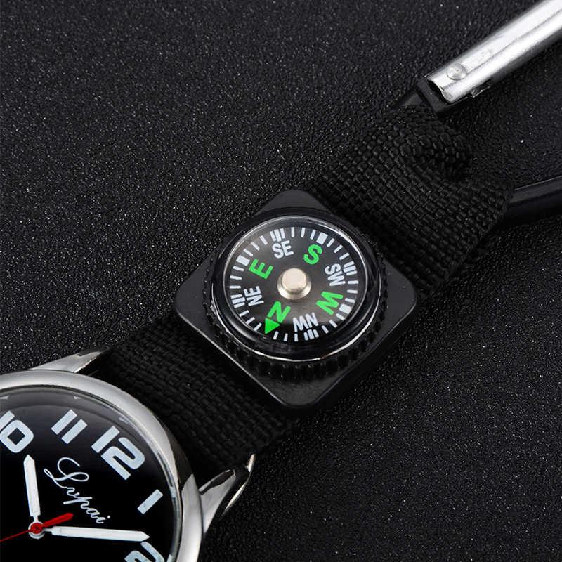 Карабин клип карманные часы для медсестры fob медицинские спортивные часы винтажные часы оборудование для горного туризма/альпинизма компас дропшиппинг