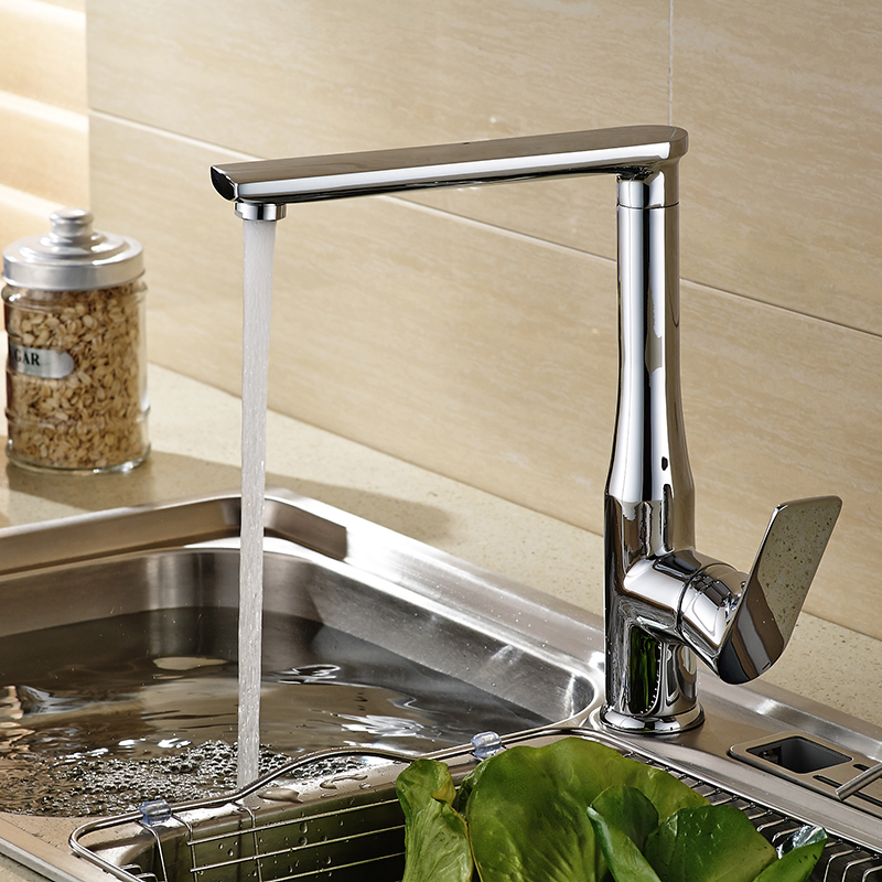 SHAI New Arrival Kitchen Faucet 360 Degree Rotation With Water Purification Features