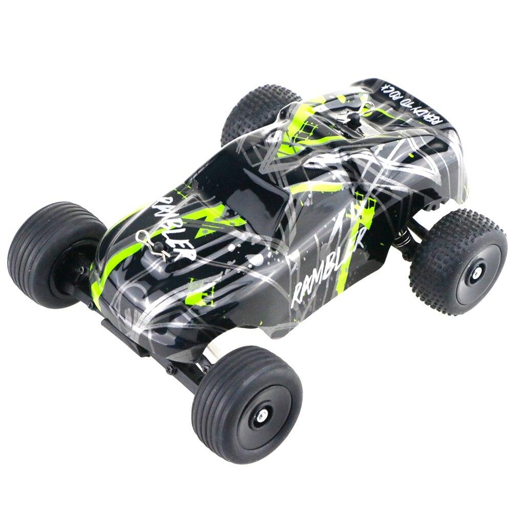 12 km/H 1:32 voiture RC à grande échelle Servo professionnel en acier inoxydable accessoire enfants véhicule télécommande jouet voiture RC pour enfants cadeau
