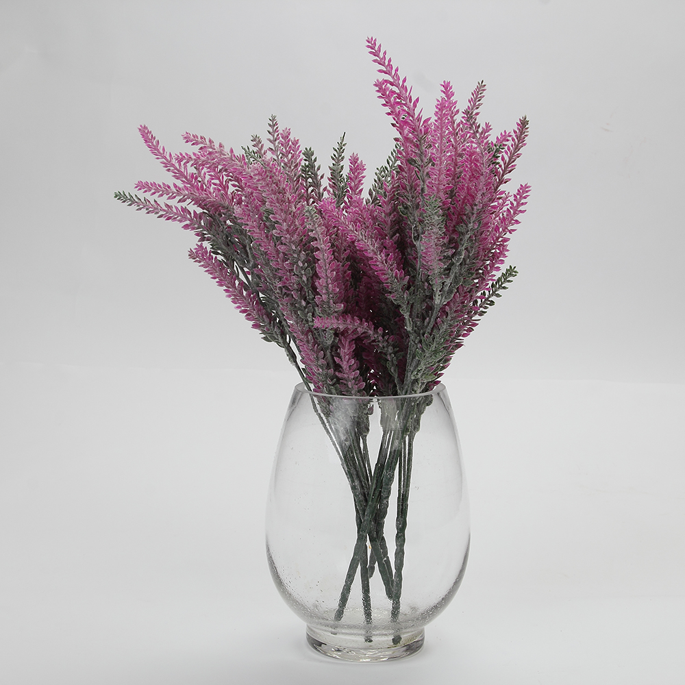 38cm Artificial Lavender Flowers Wedding Christmas Party Table