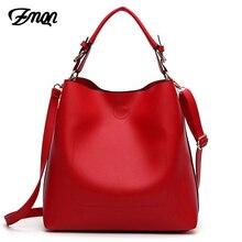 Women Messenger Bags 2018 Handbags Composite Bags Hobo Luxury Designer Ladies Shoulder Tote Bag Large capacity Bucket Bags Set