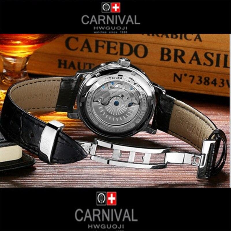 montre Uhr Karneval Hygia