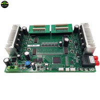 Best price! crytaljet dx5 carriage board dx5 double head board ep son 2 heads v5 board for inkjet printer
