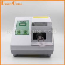 Стоматологический цифровой амальгатор, рабочая скорость> = 4200 об/мин, лабораторное оборудование