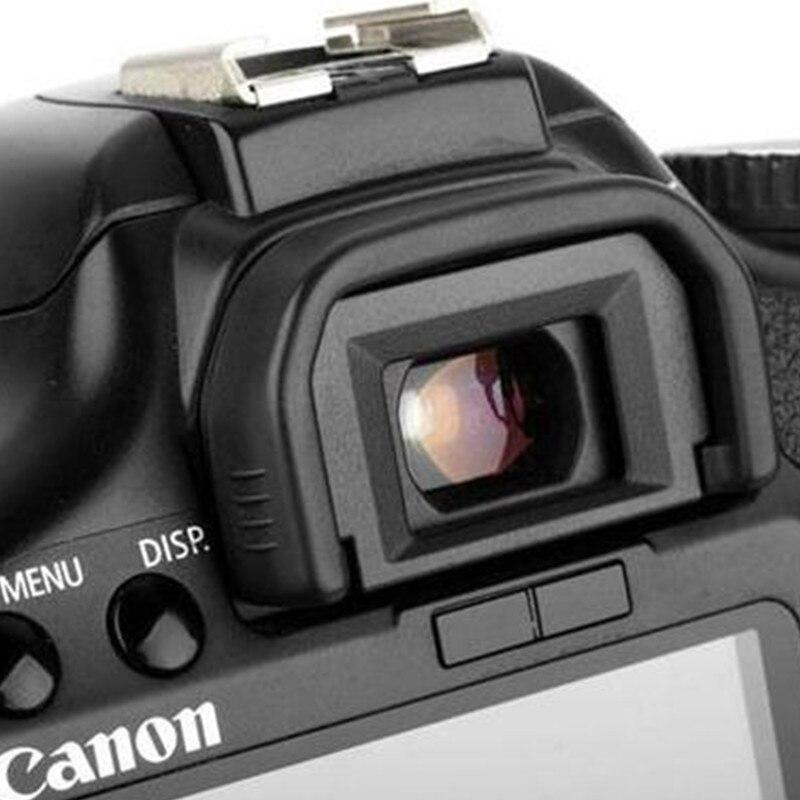 100 stks/partij Hoge Kwaliteit EF Cup Eye Zoeker Oogschelp EF Voor Kan op EOS 1000D 550D 300D 350D 400D 450D 500D Rebellent1i XT XTi Xsi-in Accessoires voor fotostudio's van Consumentenelektronica op  Groep 1