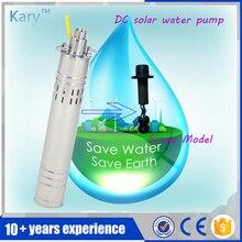 Высокая эффективность dc погружной перистальтический насос мини-Электрический водяной насос с внутренним MPPT контроллер, водяной насос 50 м