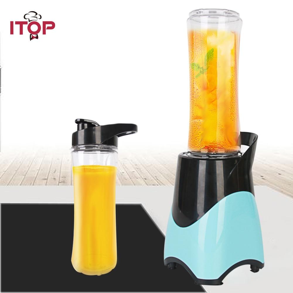 Juice Machine Multifunctional Mini Electricity Juicer Pocket Sports Bottle Blender 220V glantop shake n take juice pocket sports bottle ll1005