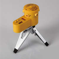 Worldwide Multifunction Cross Laser Level Leveler Vertical Horizontal Line Tool With Tripod