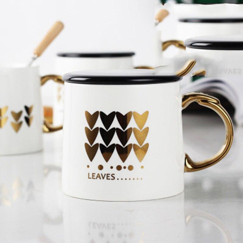 Tasse à café occidentale tasses à thé aux fruits tasse de café maison tasse utilisée récipient à thé parfumé cadeau de noël ustensiles de boisson en céramique