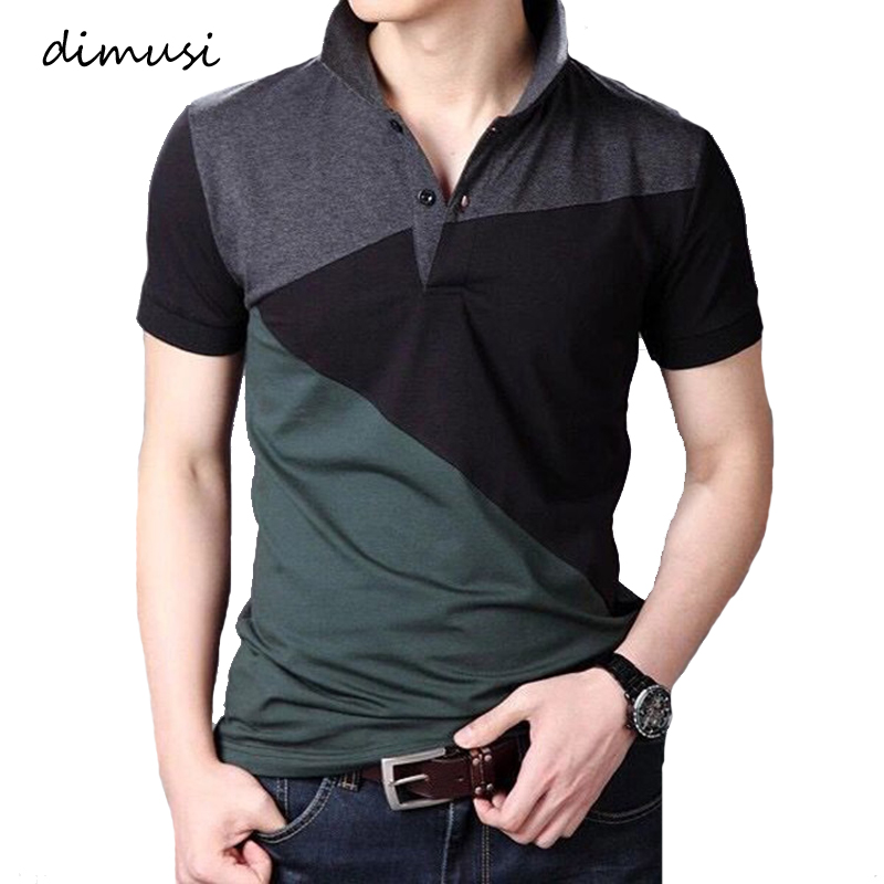 DIMUSI Mens   POLO   Shirt Summers Men Cotton Slim Short Sleeve   Polo   Shirts Male Casual   Polo   Shirt Mens Tops Tees Camisas 6XL,YA815