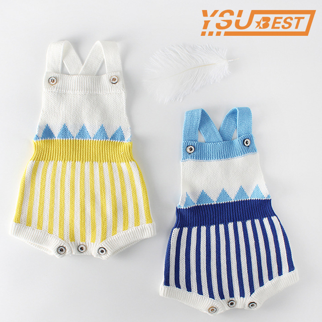 724b5189c Baby Girls Knitting Romper Clothes Newborn Baby Girl Clothes Fashion ...