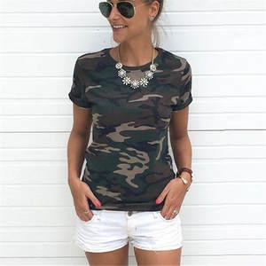 418c9897911 HiloRill Women T Shirt 2018 Summer T-Shirt Tees Female Tops
