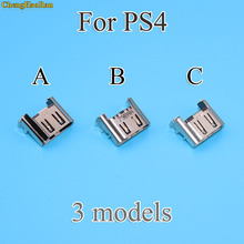 ChengHaoRan 1pcs HDMI Port Socket Interface Connector slot for Playstation 4 for PS4 3 models choose repair part replacement