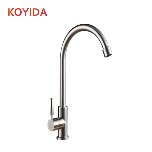 Aliexpress.com : Buy KOYIDA kitchen faucet Stainless steel single ...