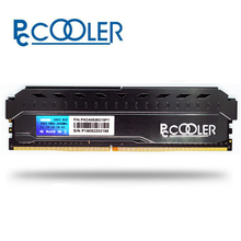Pccooler 4GB 8GB 16GB 3200 מחשב זיכרון RAM Memoria מודול מחשב שולחן העבודה 4G 8G 16G DDR4 PC4 3200MHZ 2400Mhz 2666Mhz 3000Mhz DMII