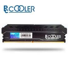 Pccooler 4GB 8GB 16GB 3200 قطعة ذاكرة عشوائية RAM وحدة ميموري كمبيوتر سطح المكتب 4G 8G 16G DDR4 PC4 3200MHZ 2400Mhz 2666Mhz 3000Mhz DMII