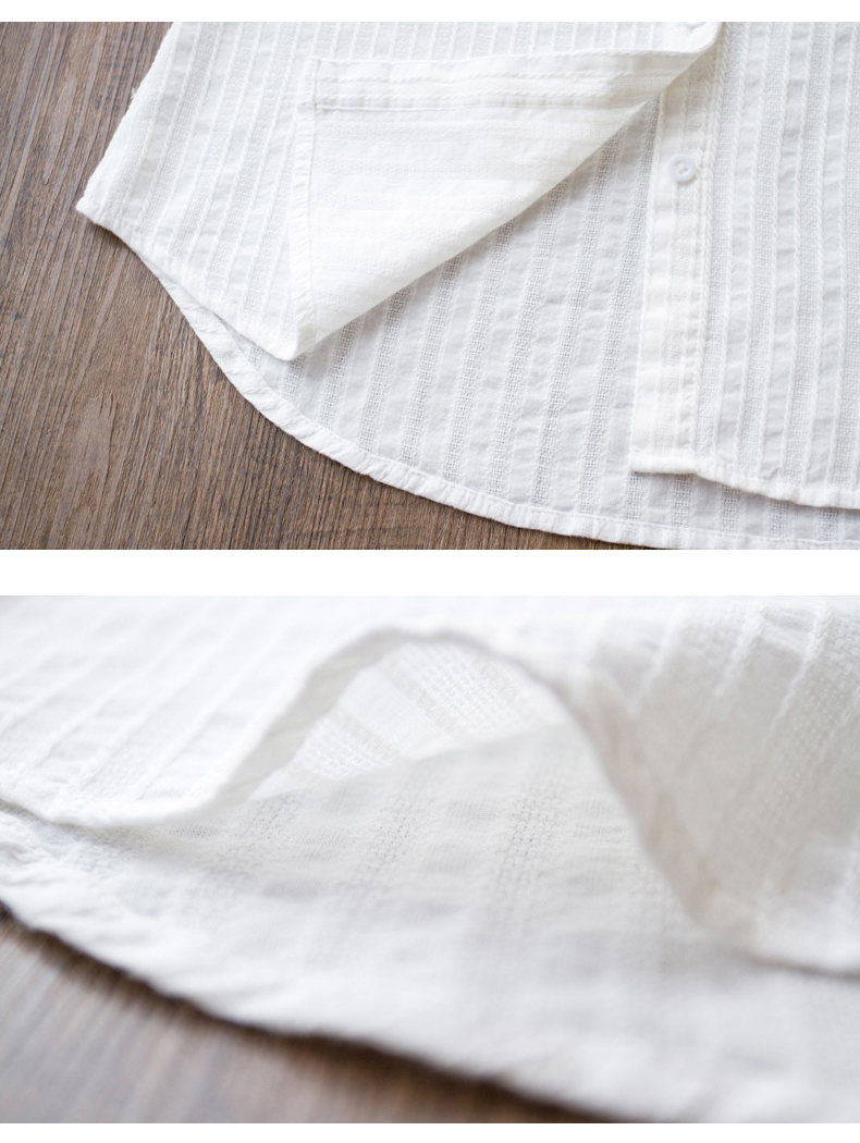 Casual White Shirt 4