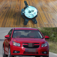 1Pcs Car Auto Front Bumper Fog Light Fog Lamp LH For Chevrolet Cruze 2009 2014
