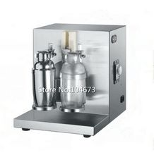 Single frame Auto Bubble Boba Tea Milk Shaker Machine 220V