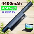 Battery for Acer TravelMate 4370 4740 4740G 4740Z 4750 5335 5335G 5335Z 5542G 5735 5735Z 5735ZG 5740 5740G 7741 7741G 7750 8573T