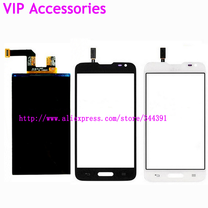 Original D320 LCD Touch Screen For LG Optimus L70 D320 D321 Display Digitizer tracking