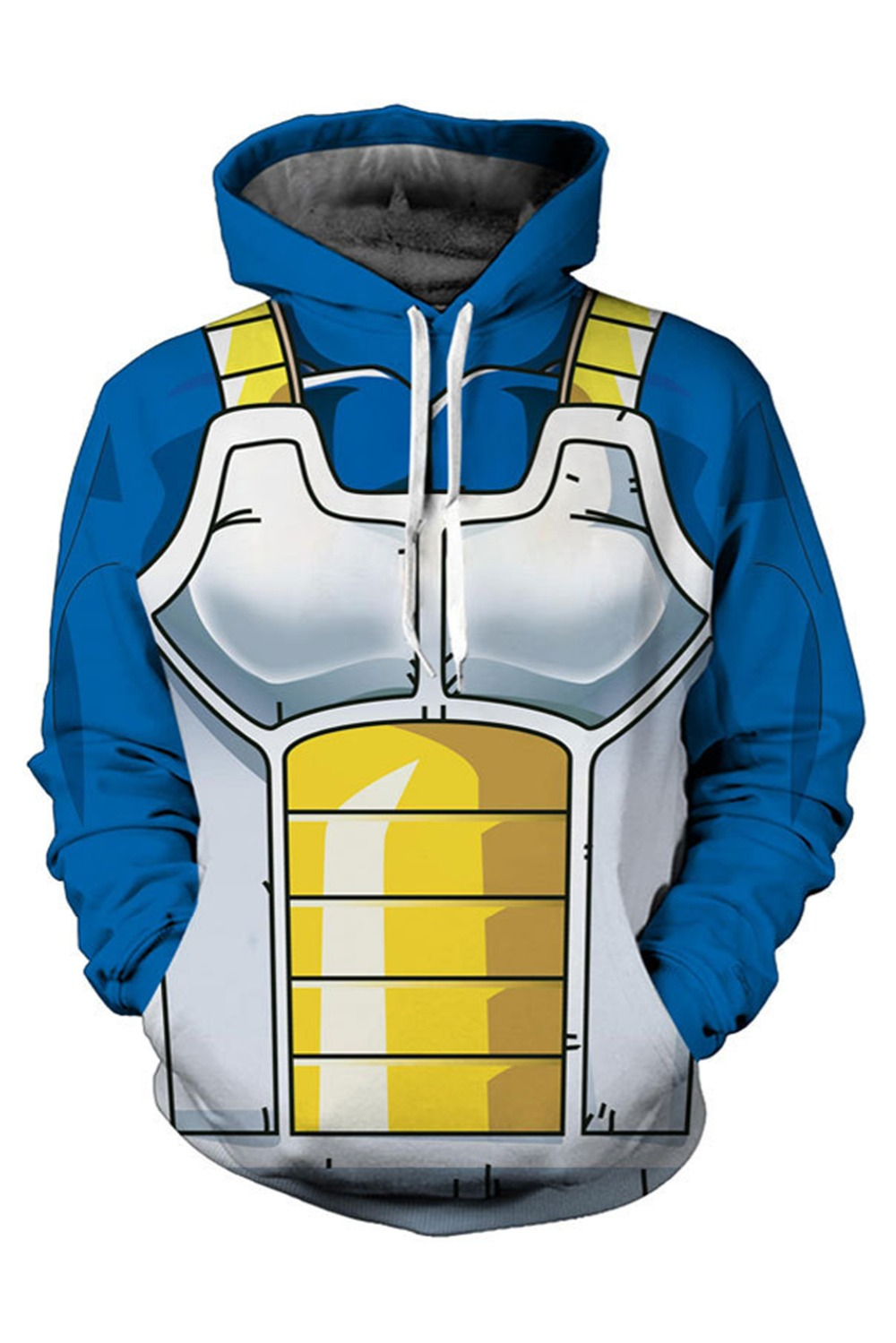 Anime Dragon Ball Hoodies 3D Printed Adult Men Women Sweatshirts Hoodies Goku Cosplay