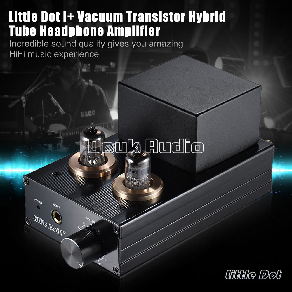 Little Dot 1+ Hybrid 6J1 Vacuum Tube Headphone Amp HiFi Solid State Amplifier Finished Product 110~240V roxy шорты dot dot dot 9 j bdsh kvj6