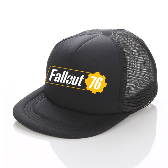 Pip boy Fallout 76 Baseball Cap America Fallout Shelter Dad Hat Women Men  Vault-TEC Snapback Cap Casquette For Game Lovers YF025 8ad5b1174c3f
