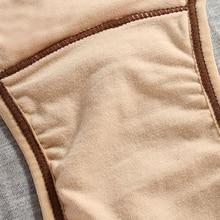 Physiological Panties soft bamboo charcoal fiber ladies