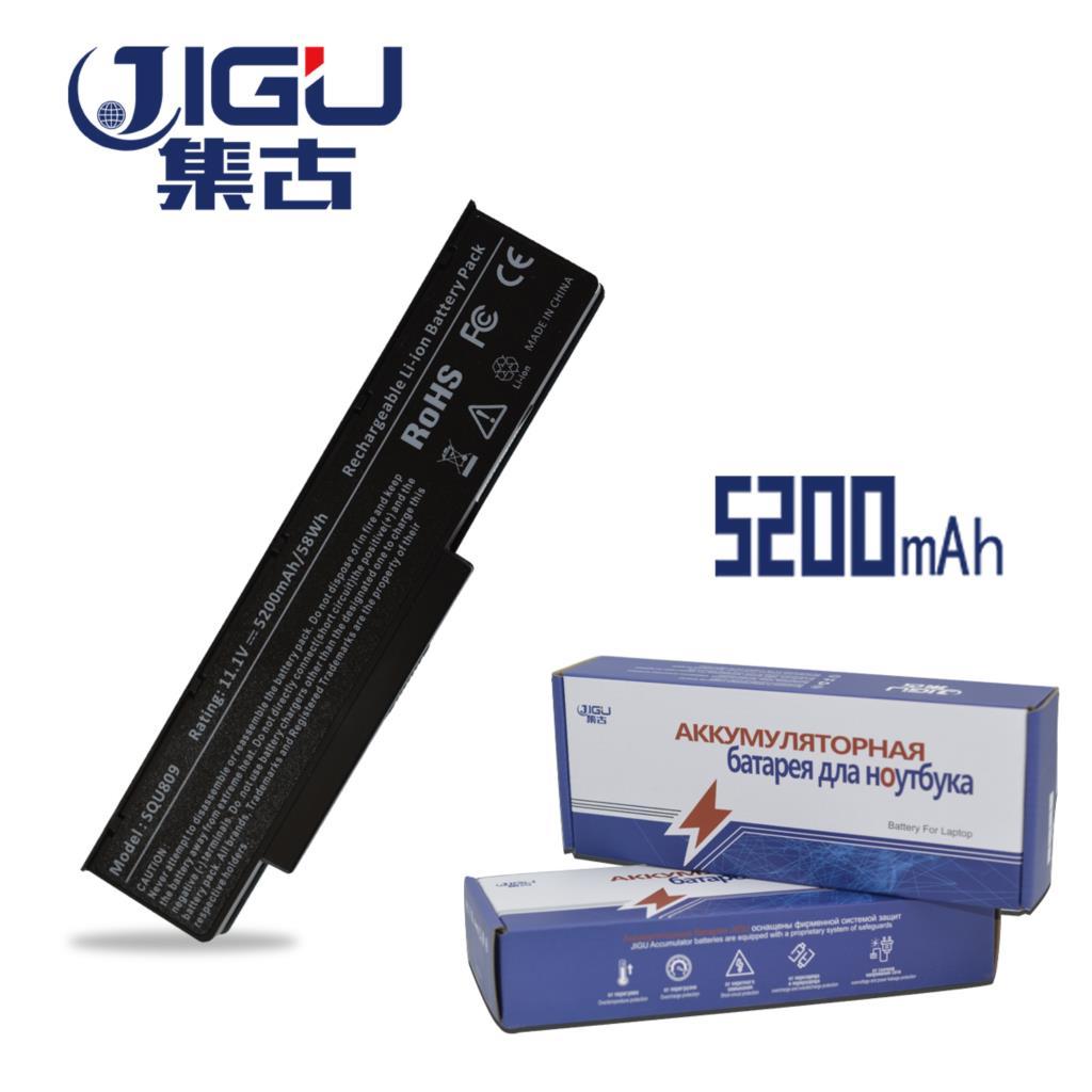 JIGU 6Cells Laptop Battery For Fujitsu Amilo Li 3710 3910 3560 Pi 3560 3660 Li3710 Li3910 Li3560 Pi3560 Pi3660