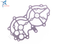 66T 11193 A2 Boat Engine Cover Head Gasket For Yamaha 40HP 40X E40X 2 Stroke Outboard