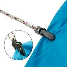 10 Pcs Tent Pull Point Clip