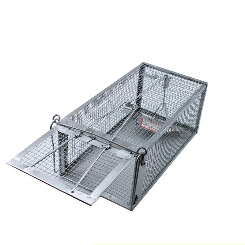 Sensetive Rongeurs Rat Cage Souris Rongeurs Contrôle Des Animaux à Attraper des Appâts Hamster Souris Piège Humane Direct Accueil Rat Tueur Cage
