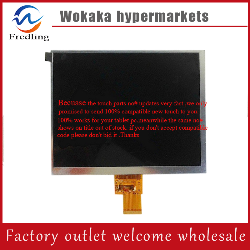 LCD Display 8 inch Explay Surfer 8 31 3G TABLET LCD Display Screen Panel Replacement Digital